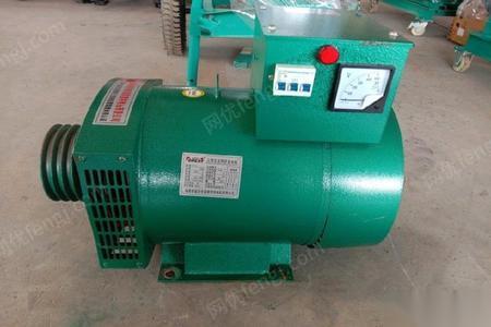 陕西西安单缸柴油发电机组。10千瓦柴油发电机出售