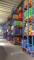 出售回收二手重型货架,阁楼钢平台