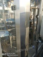 出售二手饮料生产线设备灌装机,贴标机,套标机膜包机,缩包机,喷码机等
