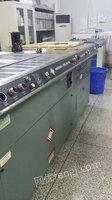 福建出售1台闲置美国进口树脂晒版机  出售价80000元.