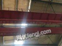 出售16吨,20吨跨度22.5米,各一台,山东淄博提货