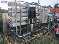 供应10吨二手反渗透、二手水处理、双机