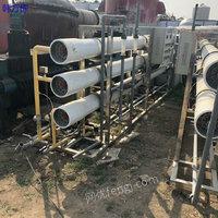 供应10吨双机二手水处理、二手反渗透