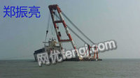 福建宁德求购10台浮吊船电议或面议