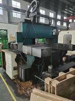 二手龙门精雕机一台出售,工作台900×1600mm,台湾宝源系统