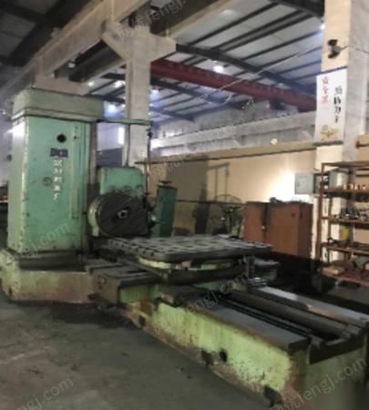 江苏南通出售1台汉川镗床,有意者可来电咨询。 出售价60000元