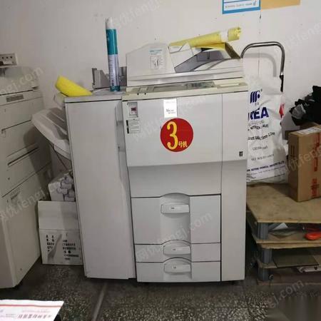 重庆巴南区业务少了出售一台理光含分页器