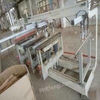 广东佛山马氏四排钻工厂在位使用机出售
