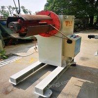 江苏苏州出售重型材料整平机,材料架。