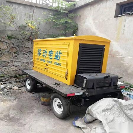 湖北宜昌全新新款潍柴50千瓦发电机一台出售 19999元