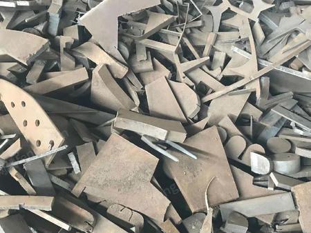 洁净废钢出售