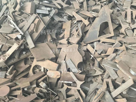 洁净废钢价格