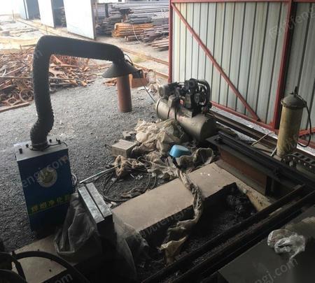河北唐山出售数控火焰等离子切割机 60000元