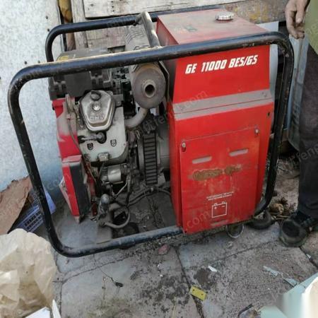 黑龙江绥化11千瓦日本铃木汽油发电机 出售1万元