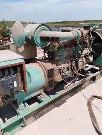 康明斯发电机组回收