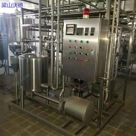 二手乳品厂设备转让