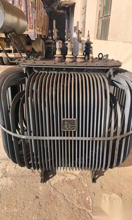 辽宁沈阳8台变压器8成新出售