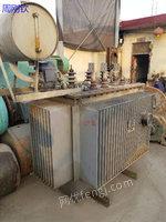 甘肃庆阳二手变压器回收,二手锅炉回收,二手倒闭厂回收