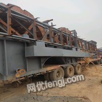山东临沂出售二手洗沙制沙设备 2.2222万元