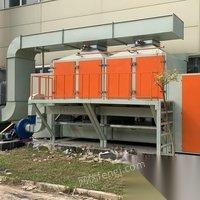 山东滨州出售硕玛环保-rco催化燃烧有机废气处理成套设备 80000元