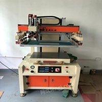 广东深圳一台二手丝印机 4060丝网印刷机 出售