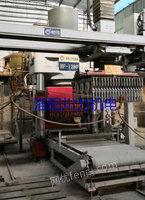 出售一台海源HF-1280全自动二手液压砖机