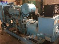 辽宁二手进口柴油发电机回收出售