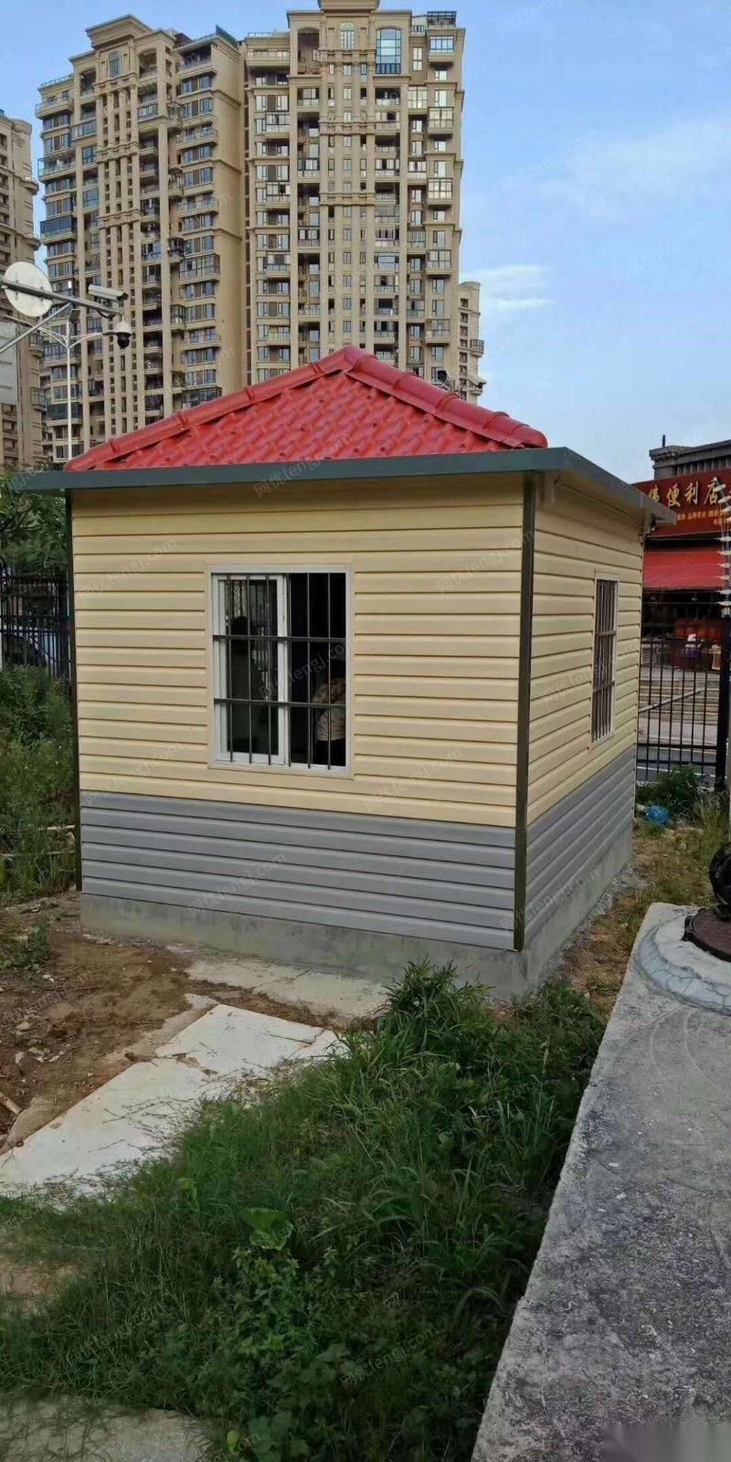 福建漳州出售厦门二手住人集装箱打包箱移动式集装箱活动房
