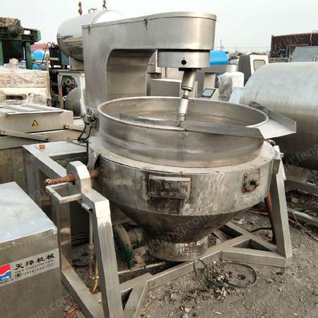 调味品设备回收