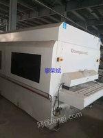 出售二手木工机械/二手广东派格尔1.3米异型砂光机