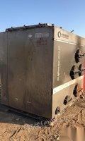 山东滨州出售3000平米6000平米数控燃煤热水锅炉 18000元