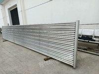 二手速冻铝排库板出售,长7.5米宽1.2,九成新,共104块,库门二十个。