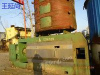 出售油脂厂设备 200型螺旋榨油机 植物油生产线处理