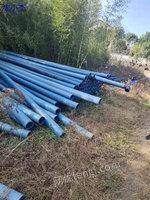 浙江宁波出售10吨PVC管子