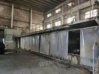 出售4400型长网多缸造纸机
