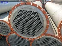 供应二手冷凝器、100平方、不锈钢材质