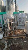 甘肃兰州转让75升发酵罐 40000元