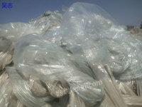 陜西渭南PP、PE料、編織袋、噸包、塑料膜回收