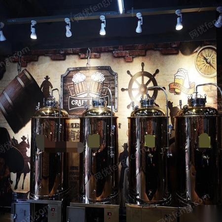 重庆九龙坡区转让精酿啤酒设备九成新 80000元