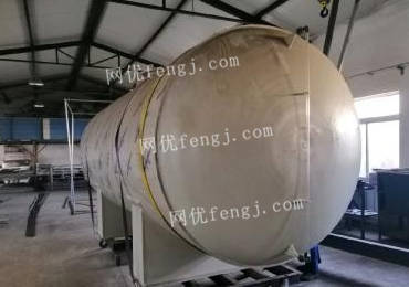 辽宁沈阳低价出售15立方聚丙烯塑料储罐,壁厚15毫米