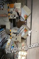 北京通州区新换的锯片 出售一台断桥铝加工用的双头锯
