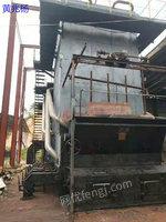 出售二手錫能25噸16公斤鏈條蒸汽鍋爐
