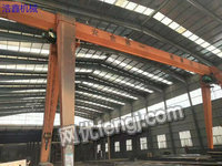Sale of used container gantry crane 25 tons weight 23~15 meters spanTai an Shandong