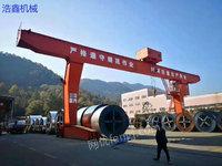 Saleofused20-ton,5-toncrane,26metersspaninTai'anShandong