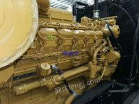 出售卡特彼勒发电机组3512B. 2006年,1400kW