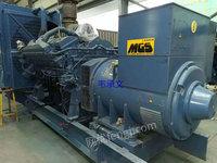 二手三菱发电机组出售原装进口三菱MGS,S12H