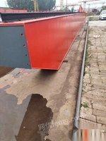 河南新乡特价出售20吨22.5米葫芦双一台