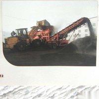 新疆昌吉煤矿移动式破煤机出售
