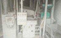 广东肇庆因为本人不想做这行了出售大型碾米机有除沙 20000元