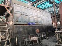 废铁价处理无锡中正15吨二手燃煤蒸汽锅炉